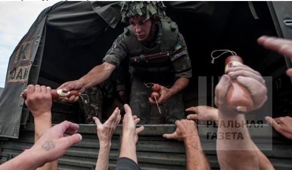 «Государство в Украине нужно строить с нуля»