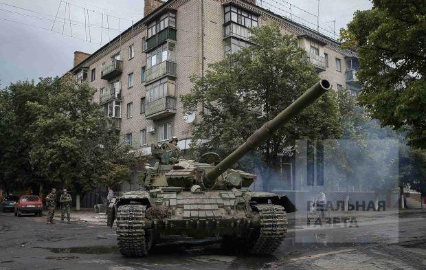Особый статус Донбасса: 18.10.2014 — 18.10.2017