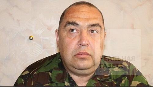 Главарь ЛНР обрадовал россиян: «Будете восстанавливать наши города!»