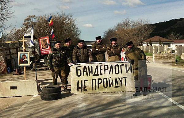 Началось: перестрелка между казаками Козицына и «боевиками ЛНР» в Антраците