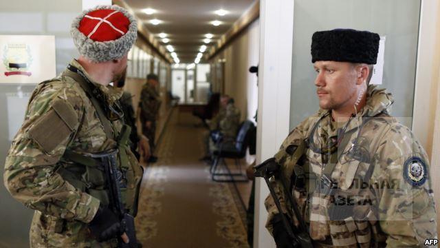 Хотели «Новороссию» – получили «Казакию»?