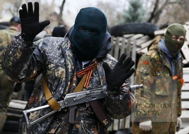Большинство луганских боевиков отказалось воевать за ЛНР
