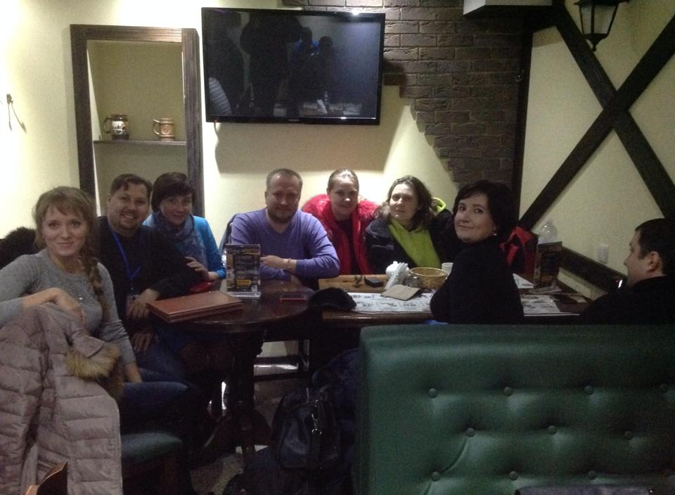Луганск за выходные: снегопад, визит Монтян, очередной гумконвой и вторая часть «Экскурсии по городу»