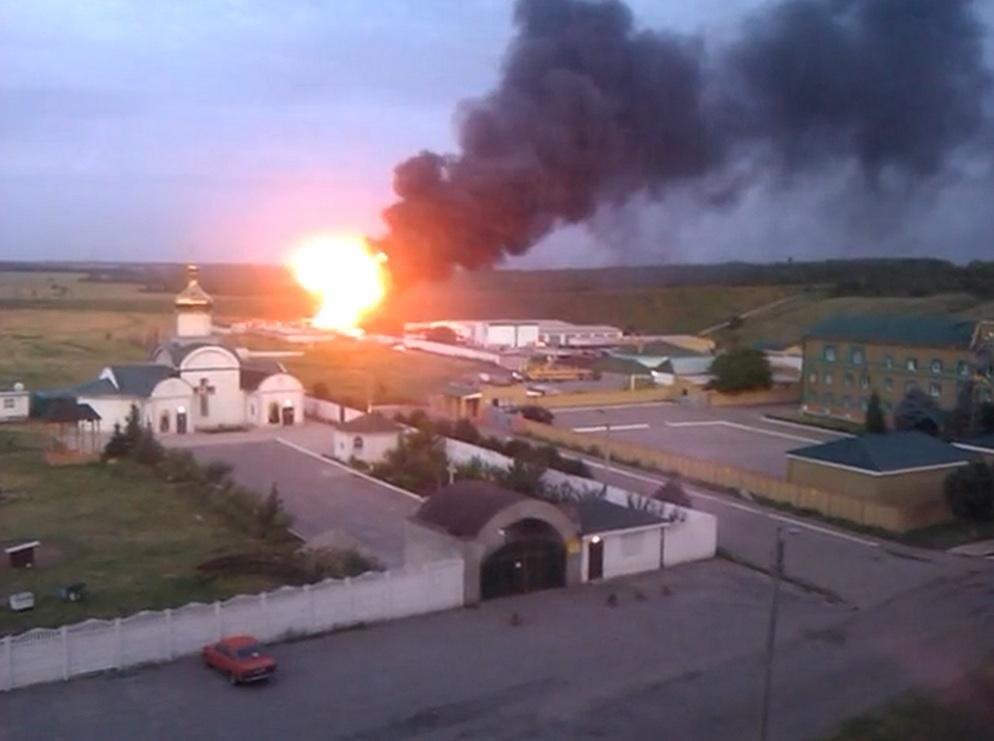 Первая годовщина великого исхода из Луганска