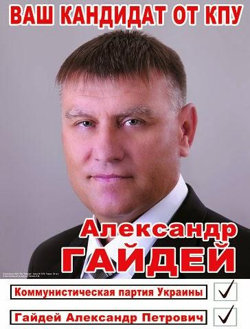 Александр Гайдей