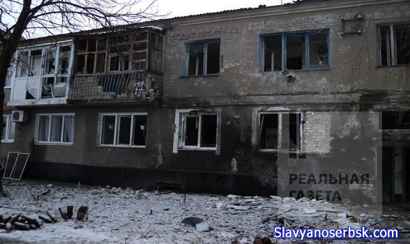 «ЛНРовцы» задумались об эвакуации жителей Славяносербска