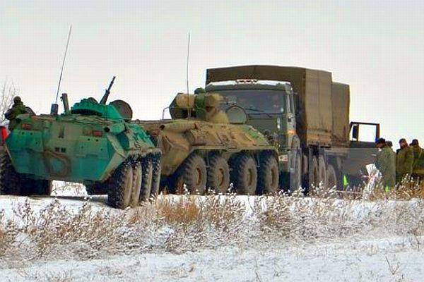 Вооруженные ЛНРовцы-наркоманы атаковали Ростовскую область, есть раненые (видео)