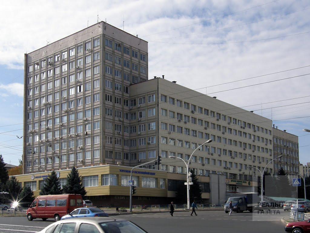 В Луганске расквартирована база войск радиоэлектронной борьбы ВС РФ?