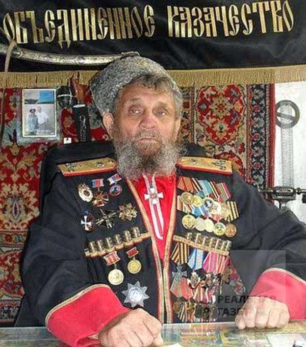 Плотницкий изготовил 200 орденов «казачьей славы», чтобы награждать казаков-коллаборантов