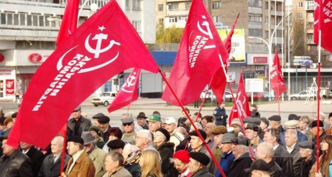 Луганские коммунисты жалуются на беспредел фашистов из «ЛНР»