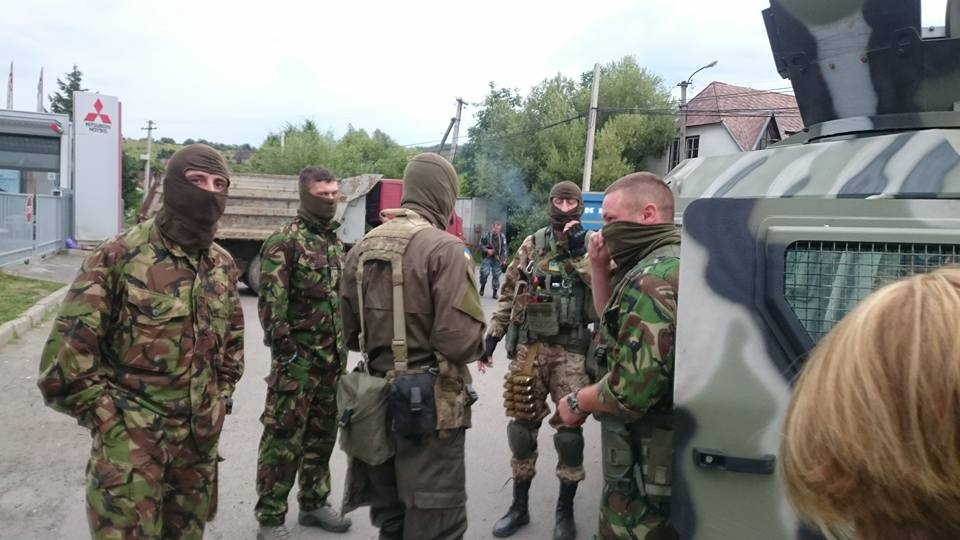 Пункт назначения – Мукачево
