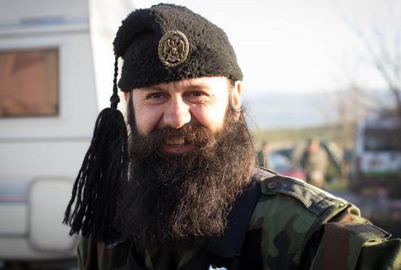 сербский националист Братислав Живкович
