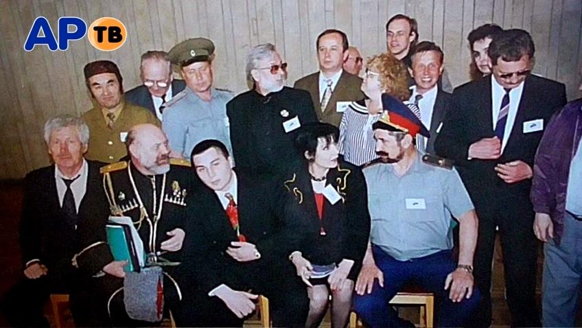 Как атаман Козицын в гости к Джуне ходил