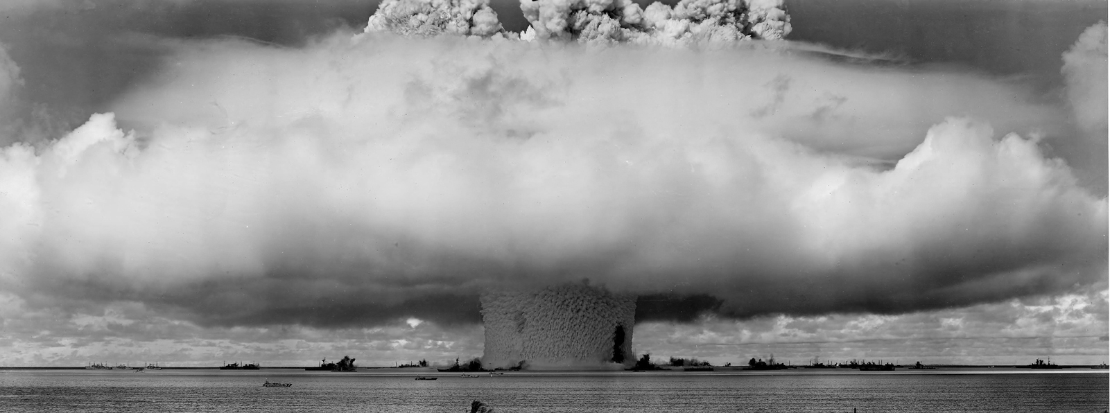 Советский ядерный удар по базе ВМФ Украинской ССР в Севастополе. Ноябрь 1963 года