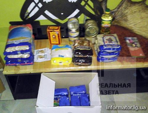 Житель Станицы рассказал о гуманитарной помощи от Красного Креста (фото)