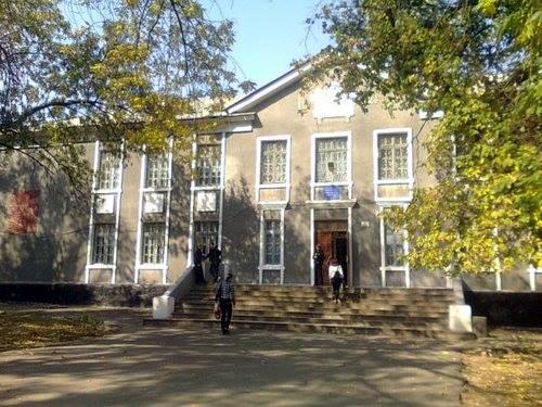 Стахановская 7-я гимназия