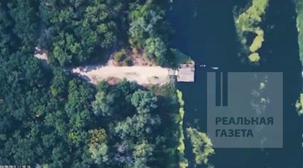 На Луганщине из-за паромной переправы расстреляли мобильную группу — «Север»