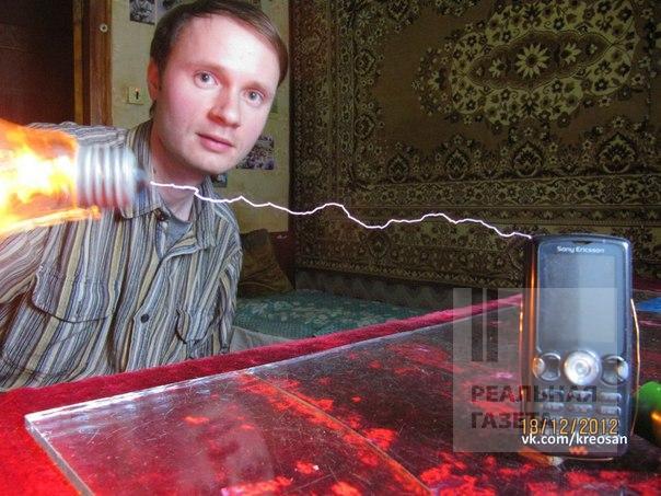 Kreosan. Как луганские экспериментаторы победили войну (тизер)