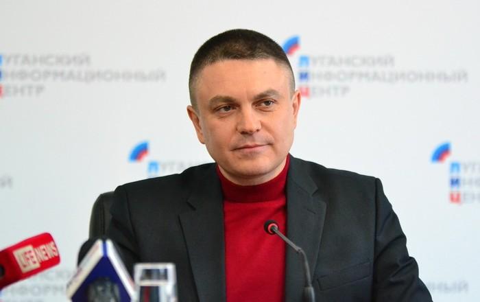 """Министр """"МГБ ЛНР"""" Леонид Пасечник"""