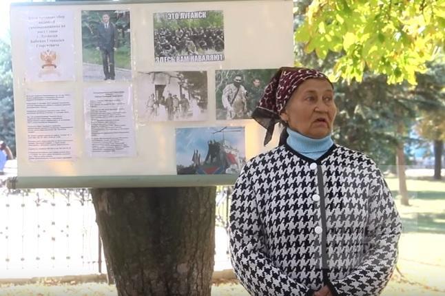 Предвыборная агитация по-лугански: «Городом должны управлять русские!» (видео)