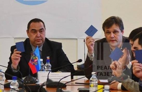 Плотницкий и Мирошник выехали в Москву. В «ЛНР» закончились деньги — источник РГ