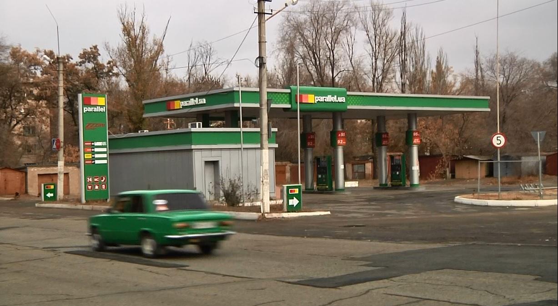 Бензин в Луганске