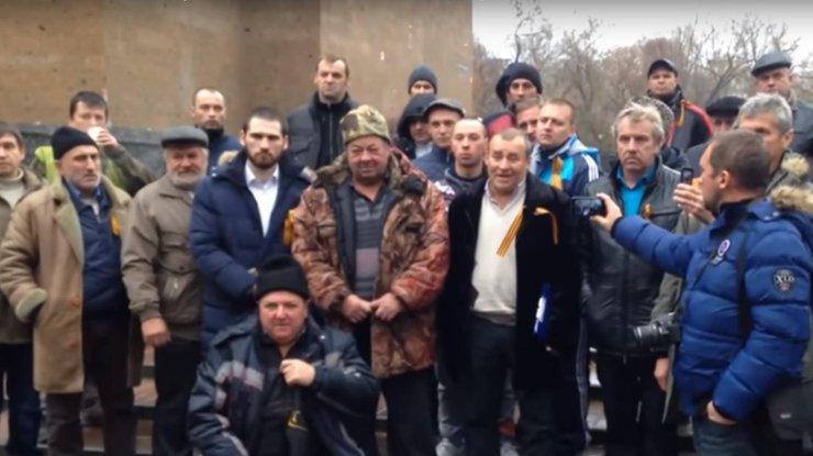 Дальнобойщики РФ выдвинули Путину жесткий ультиматум (видео)