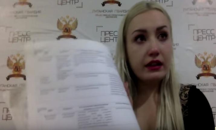 Плачущая Пятерикова открыто обвинила Плотницкого в убийстве Дрёмова! (видео)