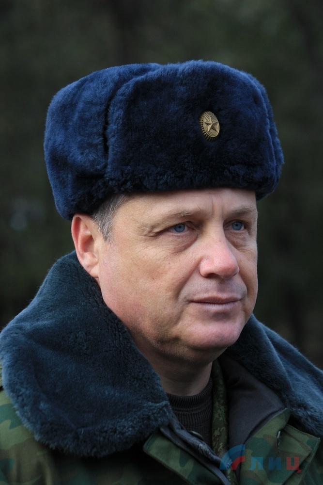 Новым «премьером ЛНР» стал начштаба «армии» Плотницкого