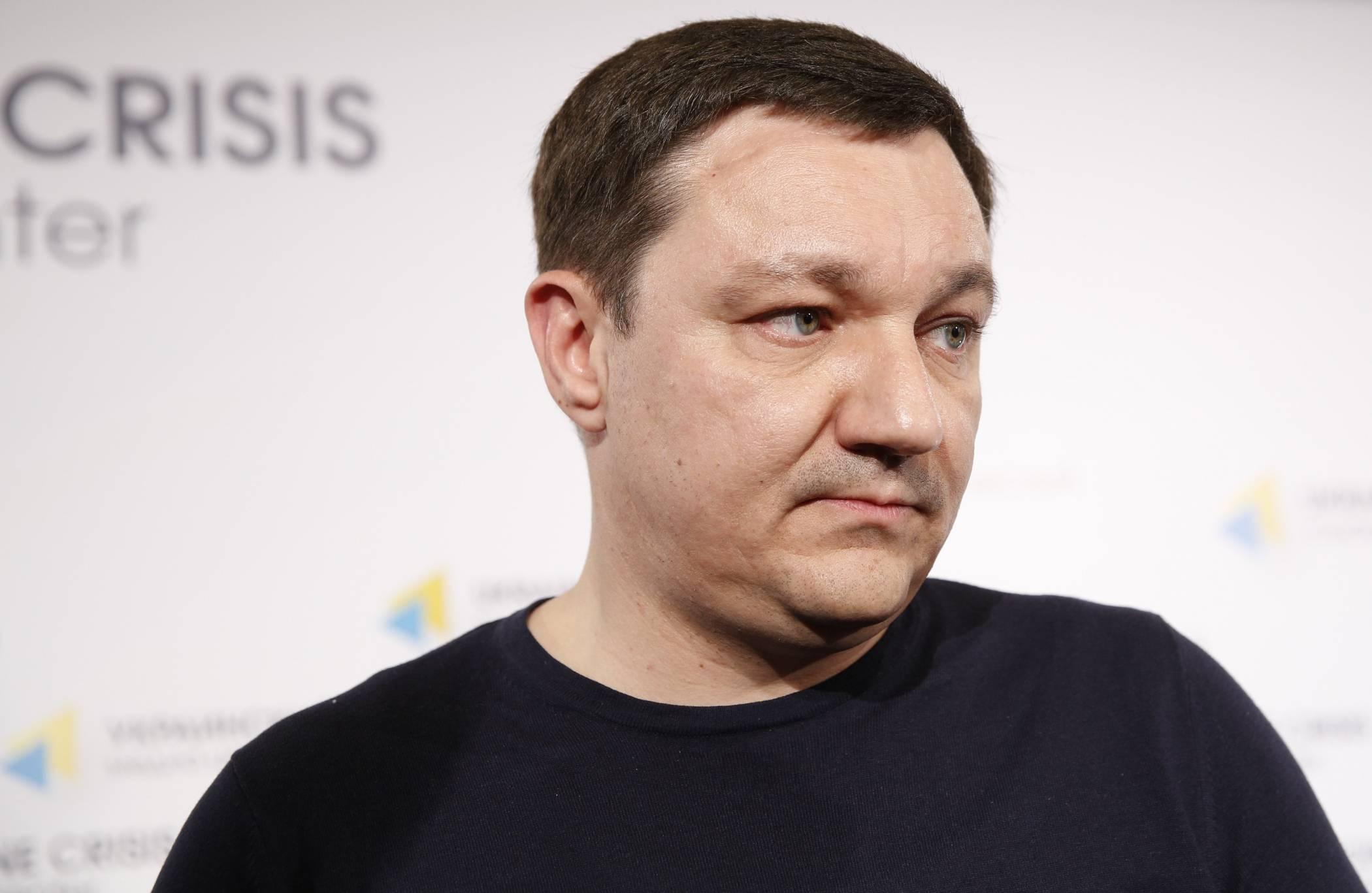 На Донбассе «полным ходом» идет сдача территорий — Тымчук