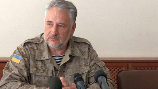 Жебривский: Украинская армия боеспособна и готова за две недели очистить оккупированную территорию