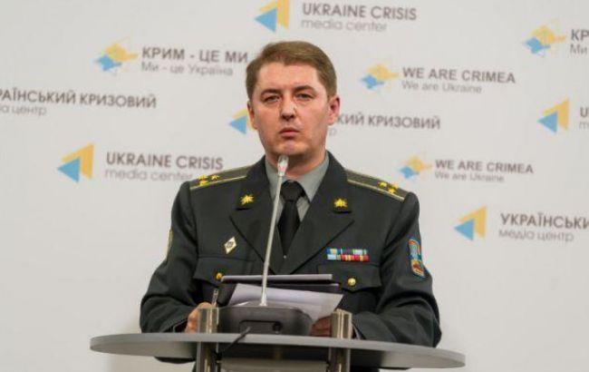 Военные опровергают слова Авакова — сепаратисты из Коминтерново не ушли