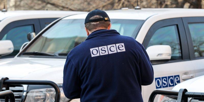 В Коминтерново Миссия ОБСЕ обнаружила следы танков