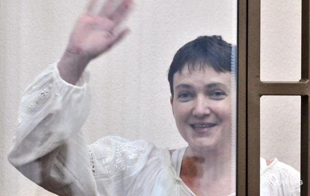 Савченко снова объявила новую голодовку — адвокат