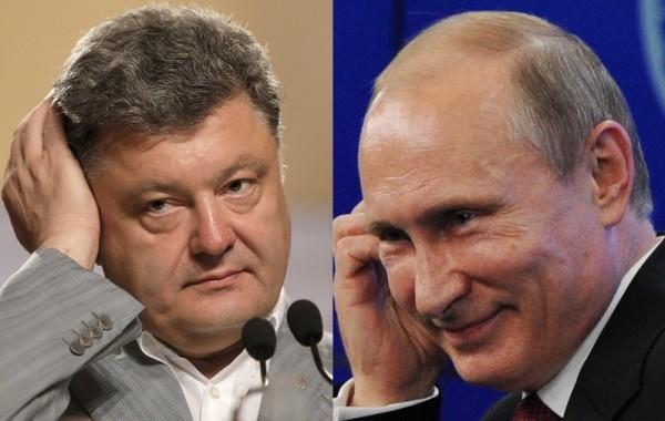Порошенко и Путин поговорят о Донбассе?
