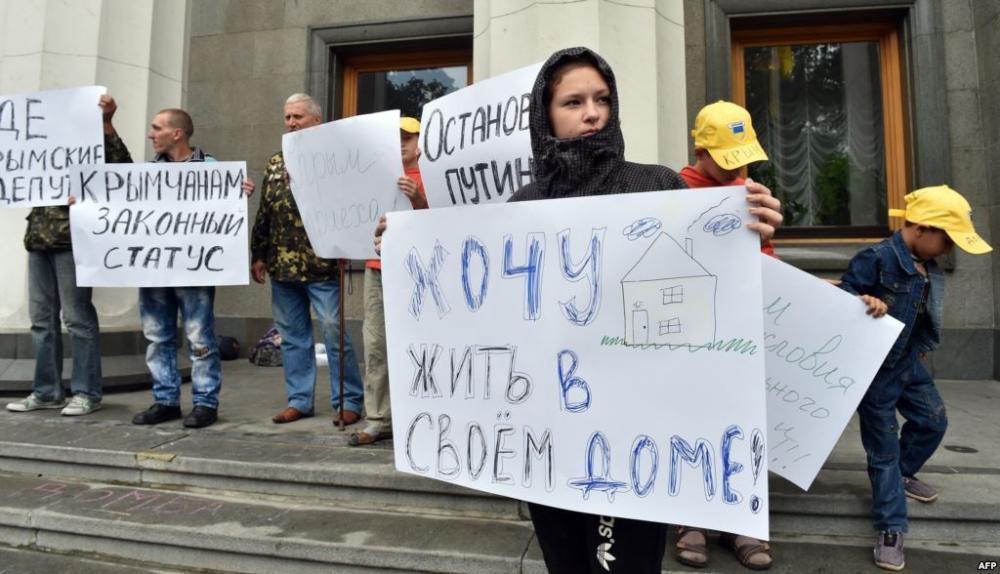 В Украине число переселенцев составляет почти 1,7 млн человек — Минсоцполитики