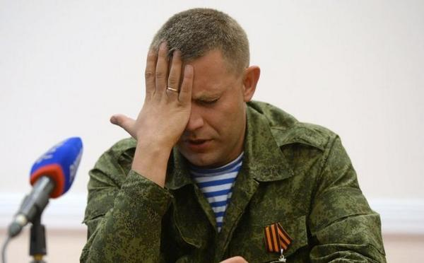 Полчаса пустых слов и обещаний от Захарченко