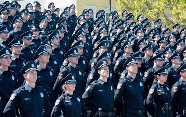 На Новый год в Украине правопорядок будут охранять 21 тысяча полицейских