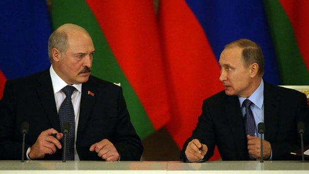 Лукашенко заявил Путину, что не хочет войны в Украине