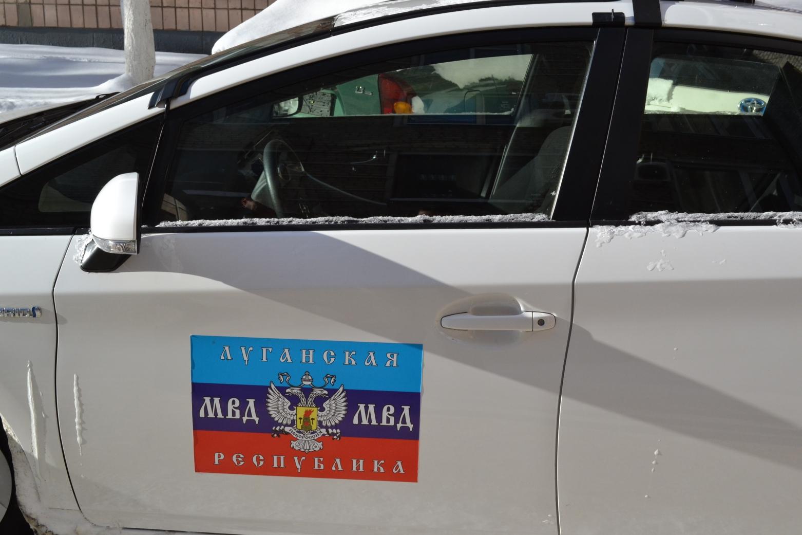 В Луганске пьяный начальник из «МВД ЛНР» задавил пешехода — источник РГ