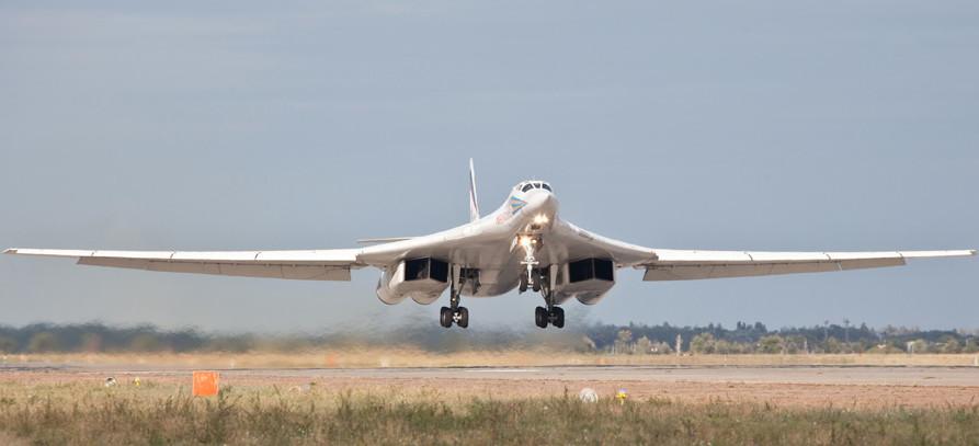 В России возникли проблемы с комплектующими для Ту-160