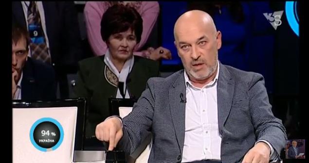 Георгий Тука рассказал, как получил «в морду плевок» (видео)