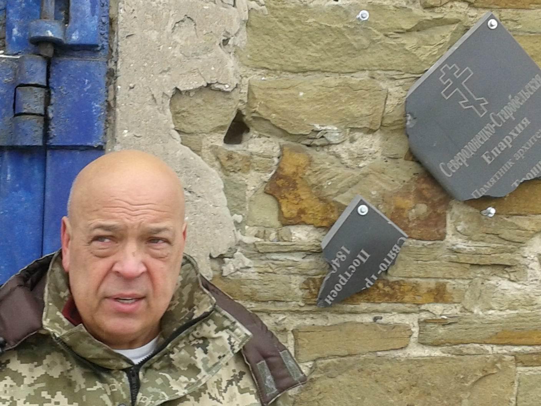 Геннадий Москаль рассказал, почему легче работать губернатором на Луганщине