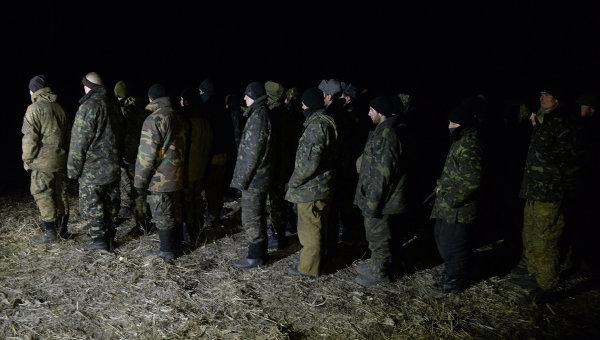 В «ЛНР» заявили, что отпустят пленных на Рождество