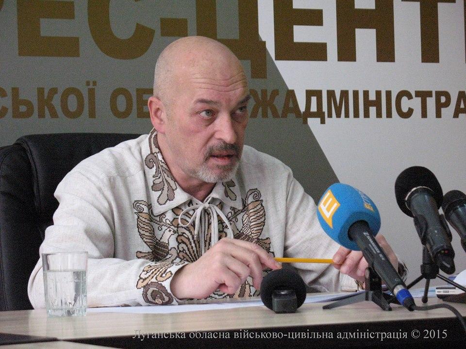 К Донбассу должны быть применены такие же методы давления, как и к Крыму — Тука