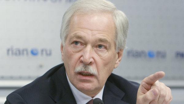 В Киев прибыл представитель РФ в Трехсторонней контактной группе Грызлов