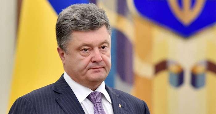 Президент Украины требует определить сроки выполнения Минских соглашений