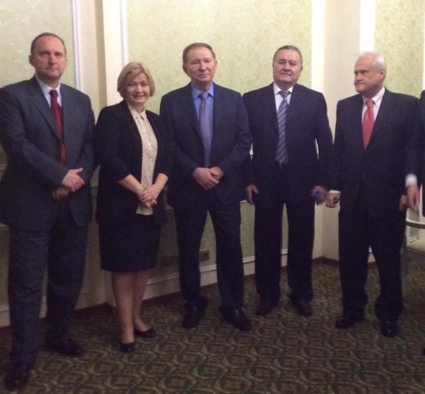 Украина будет требовать выполнение минских соглашений — Геращенко