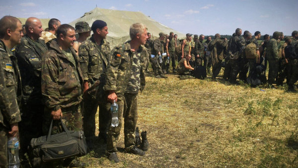 СБУ: Россия держит в заложниках группу украинских военных