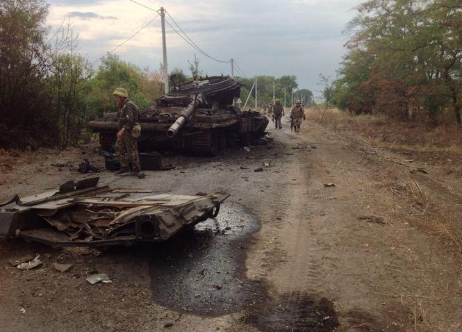 Участники боев под Иловайском требовали ускорить расследование